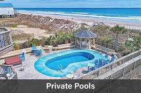 10 bedroom beach vacation rentals topsail island nc beach vacation rental condos and houses