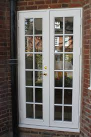 Wooden Exterior French Doors by Patio Doors Wood Patio Doors With Built In Blinds Exceptional