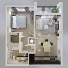 Apartment Layout Design Mẫu Thiết Kế Nhà Chung Cư 50m2 4 Sonho Pinterest