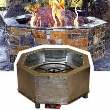 Diy Natural Gas Fire Pit by Creative Ideas Natural Gas Outdoor Fire Pit Fetching Outdoor