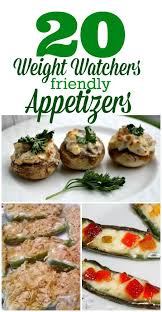 weight watchers friendly appetizers recipes bloggers favorite