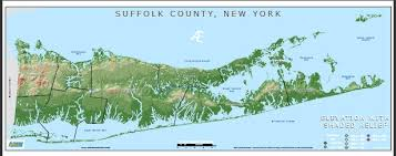 suffolk county map suffolk county a national leader in environmental initiatives