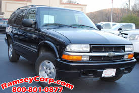used 2001 chevrolet blazer for sale west milford nj