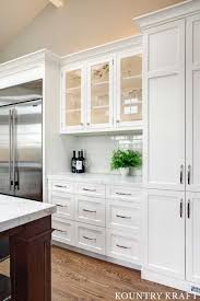 white kitchen cabinet with glass doors white kitchen cabinets in lafayette california
