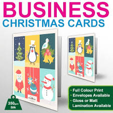 business christmas cards christmas cards better printing uk