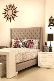tropez bed in silver grey i roomservicestore
