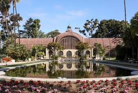 Map Of Balboa Park San Diego by Balboa Park Gardens Wikipedia