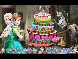 frozen fever birthday cake disney princess anna u0027s birthday