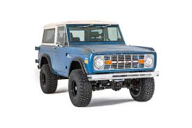 Old Ford Truck Lifted - early model ford bronco builds classic ford broncos