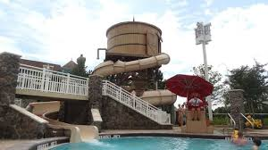 paddock pool slide picture of disney s saratoga springs resort