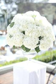 white floral arrangements all white flower arrangement ideas black white and green floral