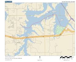 Tulsa Map Oklahoma Highways State Route 51 Tulsa To Stillwater