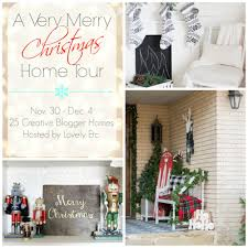 black white and green a modern christmas home tour view from