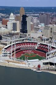 best 20 mlb stadiums ideas on pinterest baseball park baseball great american ballpark a wonderful place to catch a reds game on a beautiful summer