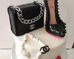 fondant high heels etsy