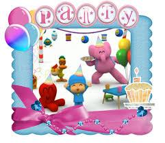 pocoyo party supplies to find images pocoyo birthday party