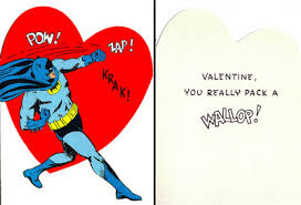 batman valentines card 50 pop culture valentines to with that special someone in