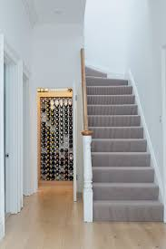 wall mounted cat stairs 20 eye catching under stairs wine storage ideas