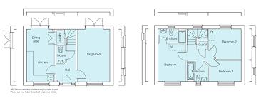 plot 149 the webster 3 bed detached home glan llyn st modwen homes
