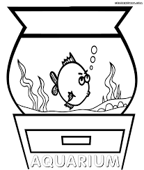fish tank coloring page finest fabulous tropical fish coloring