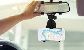 Office Rear View Desk Mirrors Aduro Grip Clip Universal Rearview Mirror Phone Mount Groupon