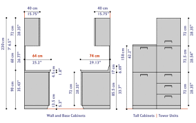 standard kitchen cabinet sizes chart in cm helpful kitchen cabinet dimensions standard for daily use