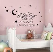 Twinkle Little Star Nursery Decor Twinkle Twinkle Little Star Wall Quotes Vinyl Decal Stickers Kids