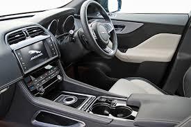 jaguar f pace inside jaguar f pace r sport review and test drive tartan tarmac