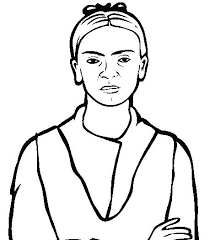 coloring pages diego rivera diego rivera coloring pages free famous people coloring pages color