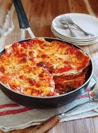 cuisiner tofu poele recette de lasagne tout en un dans une poêle de ricardo veg