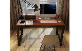 Sturdy Computer Desk Gootrades Computer Desk 47 Sturdy Office Desk