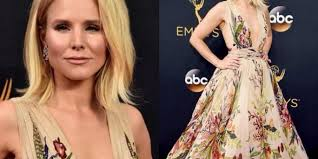 kristen bell gets real about her emmys u0027nip lift u0027 mtv