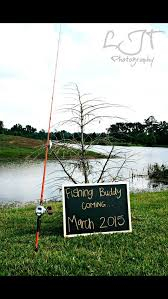 fishing pregnancy announcement tucker nash