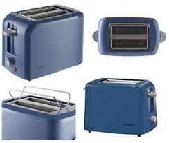 Bosch Toasters Bosch Tat3a022gb Dark Blue Village 2 Slice Toaster Purchase