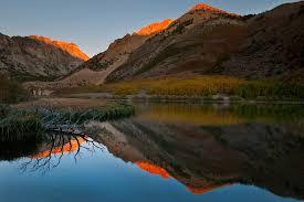 eastern sierras bishop mono lake yosemite fall colors
