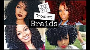 crochet hairstyles for black women 2017 crochet braid hair ideas youtube