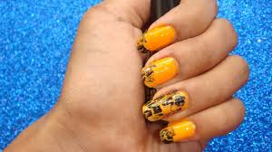 how to use crackle nail polish nails tutorial youtube