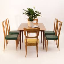 italian dining room furniture square extendable italian dining table 1950s for sale at pamono