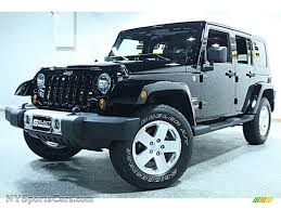 jeep wrangler unlimited grey 2009 jeep wrangler unlimited sahara 4x4 in black 751256