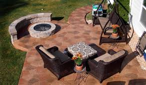 Cost Of Stamped Concrete Patio by Stamped Concrete Patio Cost U0026 Designs Concrete Craft