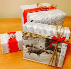diy creative holiday gift wrap u2013 moda magazine