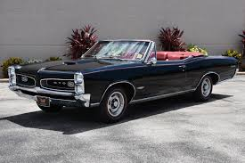 Pontiac Muscle Cars - used 1966 pontiac gto 389ci tri power 4 speed venice fl for