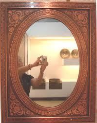 copper bathroom mirrors 2014 new elegant alibaba express high quality copper fancy bathroom
