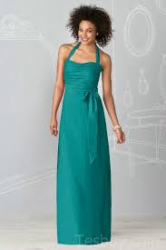 ruched chiffon column modest bridesmaid dress blue one shoulder