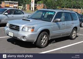 subaru xt 03 05 subaru forester xt stock photo royalty free image 78193599