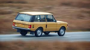 old land rover discovery classic range rover suvs restored by land rover