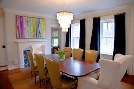 Colonial Dining Room Denise Briant Interiors Federal Colonial Dining Room Reveal