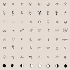 moon venus symbol pics about space tattoos