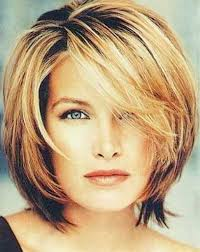 short medium length hairstyles for women