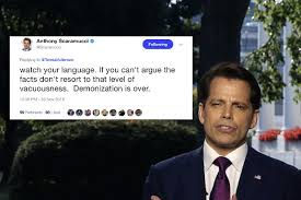 journalist steve levine authoritative parenting here are anthony scaramucci s tweets scolding people for cursing